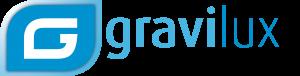 Gravilux_logo reclame makers