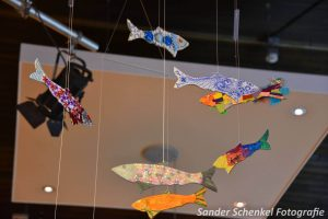 vliegende vis