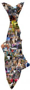 Collage Haringbeeld Westhavenkade Vlaardingen